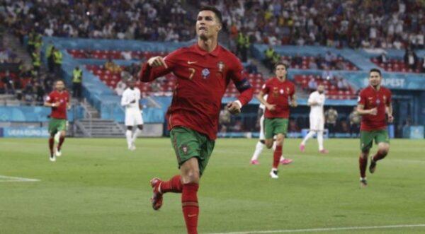 Portugal vs France Euro 2020 Highlights