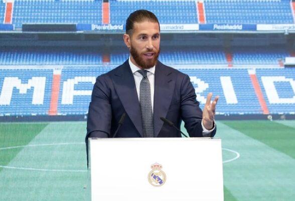Sergio Ramos to leave Real Madrid