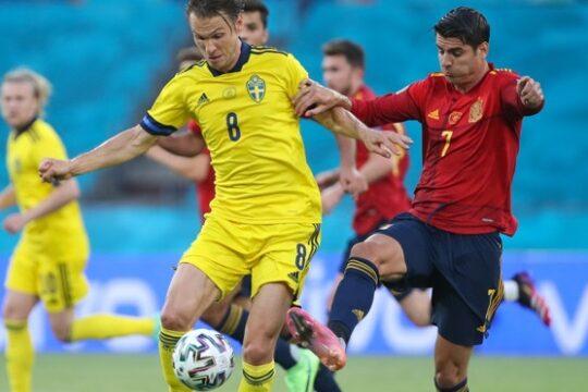 Spain vs Sweden Euro 2020 Highlights